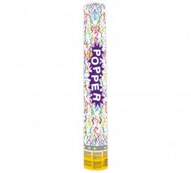 Cañón o tubo de Confetti de 80 cm para Bodas y Celebraciones