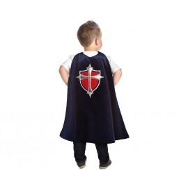 Capa de Príncipe Medieval para niño