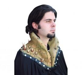 Capa medieval de látex