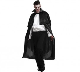 Capa Vampiro Negro para hombre