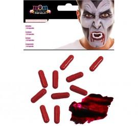 Cápsulas de Sangre 8 unidades