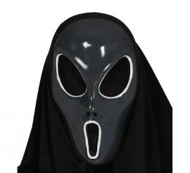 Careta Alienígena con capucha