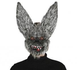 Masque Lapin Méchant avec cheveux