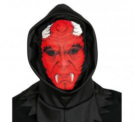 Masque de Démon avec Capuche