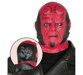 Masque de Démon ou Diable sans Cornes