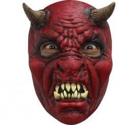 Masque de Satan ou Diable Enragé en Latex