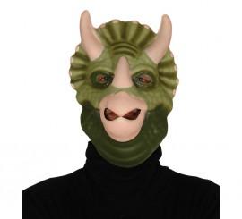 Masque de Dinosaure Tricératops