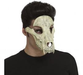 Careta de Esqueleto Animal de Foam
