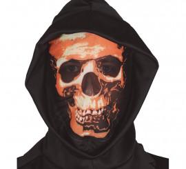 Masque de Squelette avec Capuche