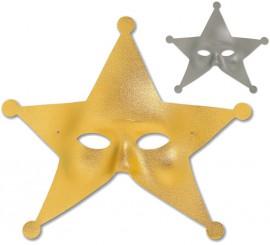 Careta de Estrella en varios colores