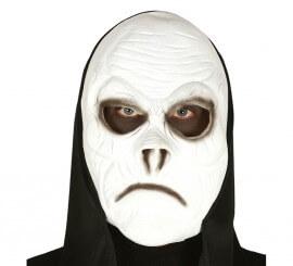 Masque de Fantôme Triste avec Cagoule