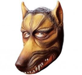 Masque de loup assassin