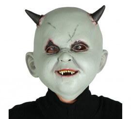 Máscara de Niño endemoniado