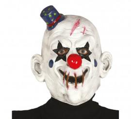 Masque de Clown avec Chapeau