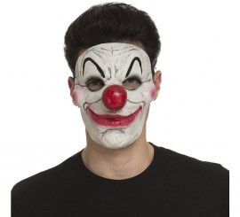 Masque de Clown Terrifiant