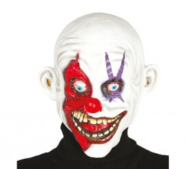 Masque de Clown Souriant