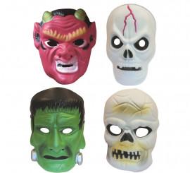 Masque Terreur enfants 4 modèles disponibles