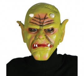 Careta de Troll verde