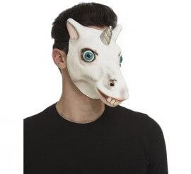 Careta de Unicornio Risueño