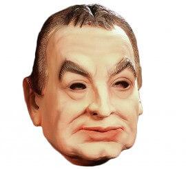 Careta de Zapatero. Cabeza entera