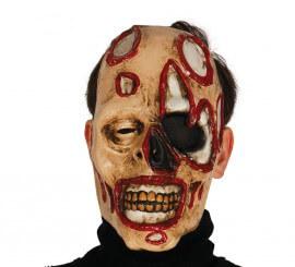 Careta de Zombie herido
