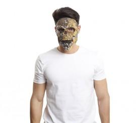 Careta de Zombie Putrefacto