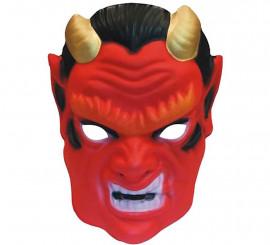 Masque Démon ou Diable avec Cornes