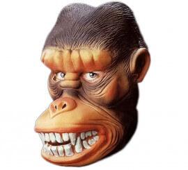 Careta o máscara de Gorila asesino para Halloween