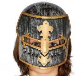 Casco de Caballero Medieval infantil