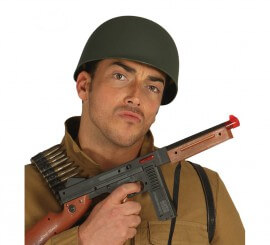 Casco Militar Americano verde