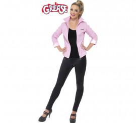Cazadora de las Pink Ladies de Grease para mujer