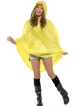 Imperméable Party Poncho Canard