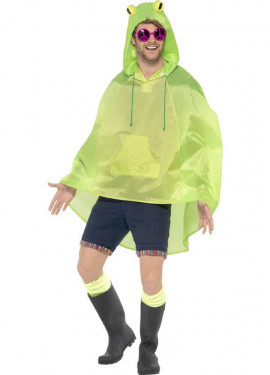 Imperméable Party Poncho Grenouille