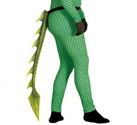 Cola de Dragón verde Extra 100 cm