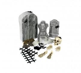 Colección Cementerio de 24 piezas