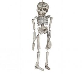 Colgante Esqueleto cabezón de 35 cm