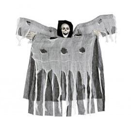 Colgante Esqueleto con Alas 75 cm