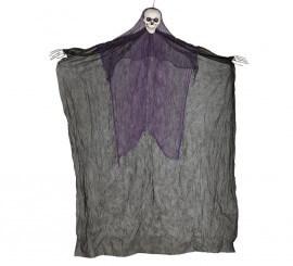 Colgante Esqueleto Negro 200 cm