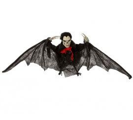 Colgante Esqueleto Vampiro de 45 cm para Halloween