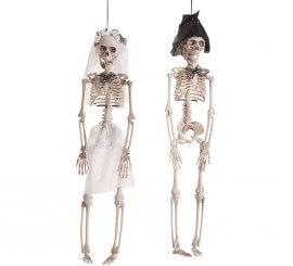 Colgante Novios Cadáver en 2 modelos surtidos 40 cm