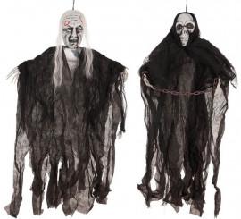 Colgante Zombie en 2 modelos surtidos 40 cm