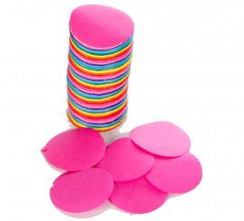 Confeti Redondo Multicolor de 5 cm de diámetro 100 gr