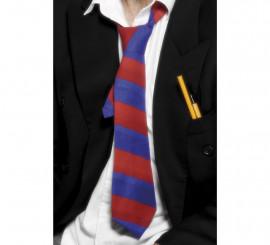 Corbata de Mago Azul y Roja