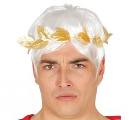 Corona de Rey César Oro