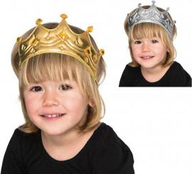 Corona para Rey en varios colores para niños