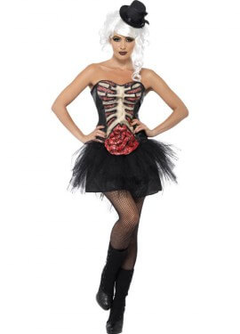 Corsé de Burlesque Grotesco para Mujer