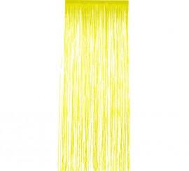 Cortina Brillante amarilla 91x244 cm