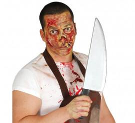 Cuchillo de plástico de 49 cm