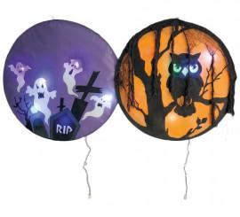 Decoración para Halloween Luz en 2 modelos surtidos 50 cm