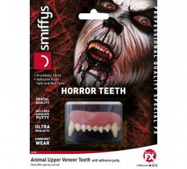 Dentadura de Lobo feroz